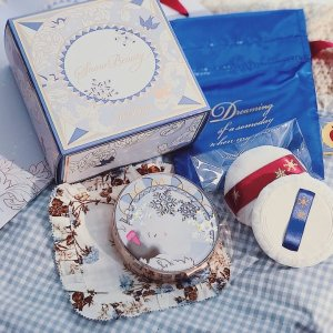 $71.6 / RMB494.3资生堂 Snow Beauty 2018 白雪公主限定 雪花 蜜粉饼/晚安粉