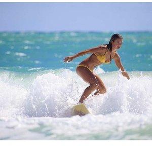 $29 (原价$65) 可获证书黄金海岸 Surfing Services Australia 90分钟冲浪课程
