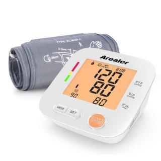$19.99 (原价$32.99)Arealer 全自动精准血压计 超高好评 家中必备