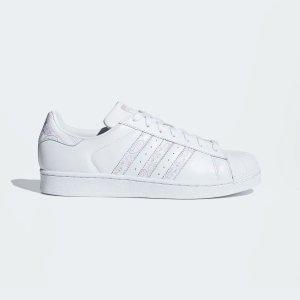 Adidas杨幂同款小白鞋