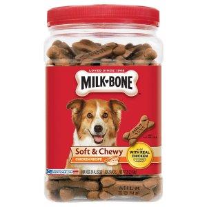 $6.5Milk-Bone 狗狗零食25oz