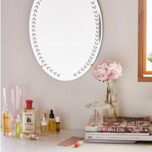 低至4折+额外7折最后一天:UO 精美居家装饰 桌面收纳 精致生活 仙女卧室配件