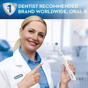 $56.99(原价$78.2)Oral-B PRO 1000 系列亮白充电式电动牙刷 给你一口洁白