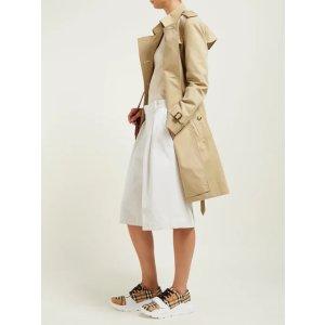 BurberryChelsea Heritage cotton-gabardine trench coat | Burberry | MATCHESFASHION.COM US