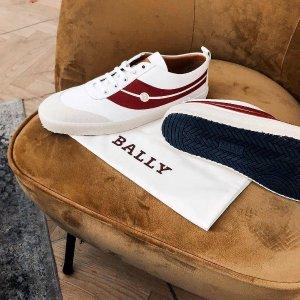 8折 复古风满满Bally 精选运动鞋限时亲友特卖