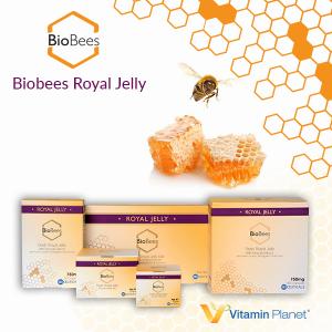 无门槛8.5折Biobee 英国本土最佳蜂王浆系列热卖