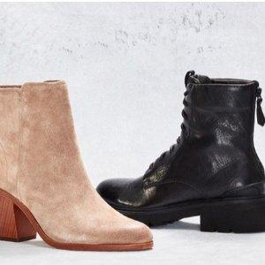 低至5折 收经典款粗跟靴Frye 美鞋热卖 兼具美观实用的网红靴