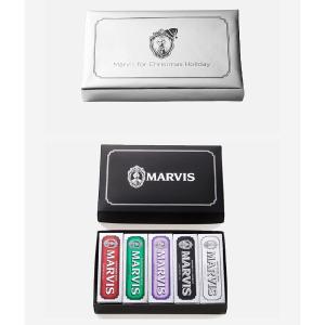 全线75折 $22.5收7只包邮Marvis 意大利明星级牙膏热卖 牙膏中的爱马仕