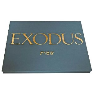 Sam Fink (Illustrator) The Book of Exodus 限量版