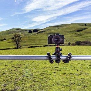 低至4.8折Joby宙比 相机、手机三脚架 Vlog博主必备