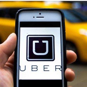 有效期至11月11日免费赠送Uber电子代金券$5