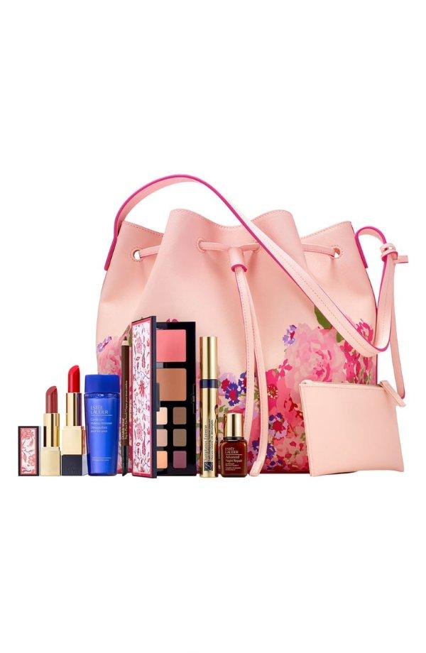 限量版美妆换购礼包热卖 感受春天的气息