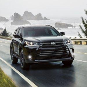 新款Highlander SUV 官降$2000车到山前必有路 有路就有丰田车 买车必看Toyota