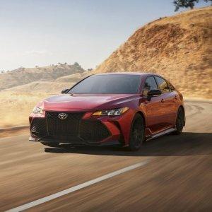 $42,300亚洲龙运动版 2020 Toyota Avalon TRD 售价出炉