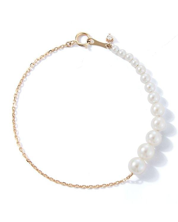 14k 珍珠手链