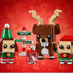 Gift with PurchaseLEGO BrickHeadz™ Sets