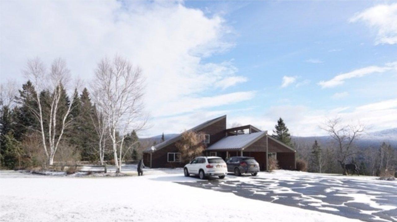 Vermont的白色感恩节:约上三五好友,租个小木屋!