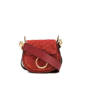 ChloeTess Leather Bag