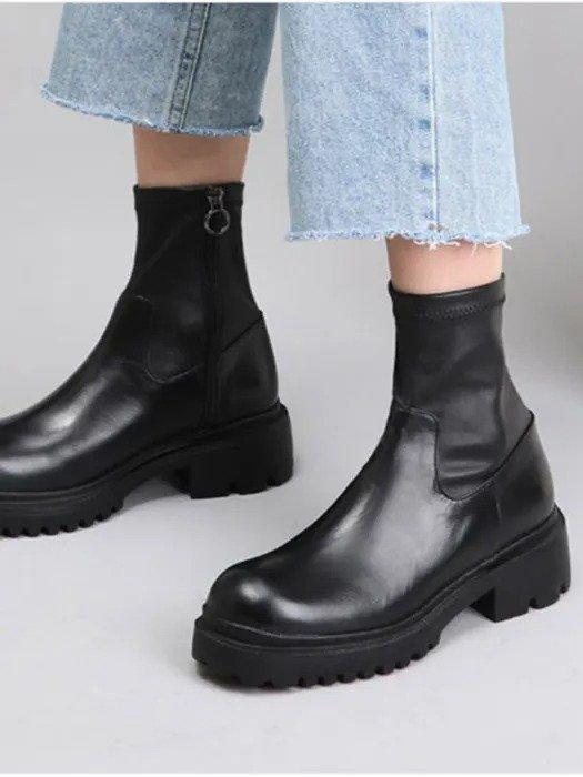 Jordana 踝靴