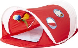 Hartz Just For Cats Peek & Play Pop-Up Tent Cat Toy - Chewy.com