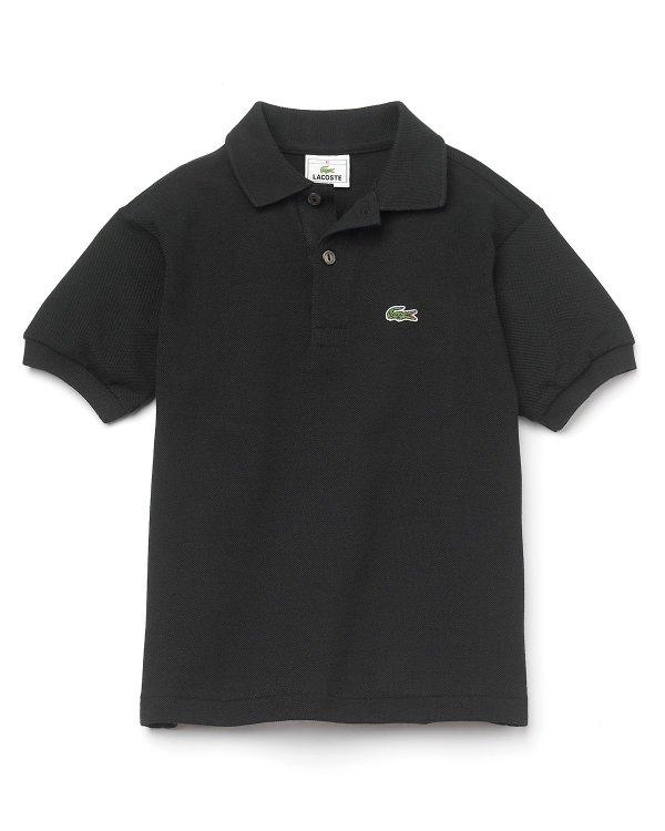 男大童款Polo衫