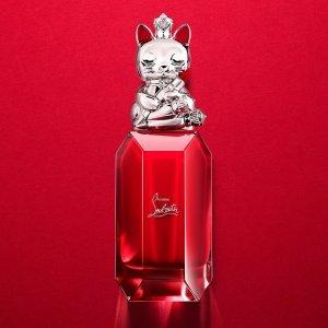 无门槛9折!红瓶必须拥有!CL萝卜丁 限量香水发售!口红届王者带你走进香水的奇幻之旅!