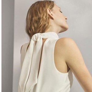 低至3折 毛衣$59Club Monaco折扣区大上新 粉丝中的人气王 针织连衣裙$99