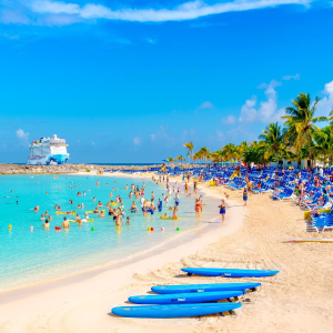 From $299+Take All Free Offers3-Night Norwegian Cruise Bahamas Line Special Sales @Shermans