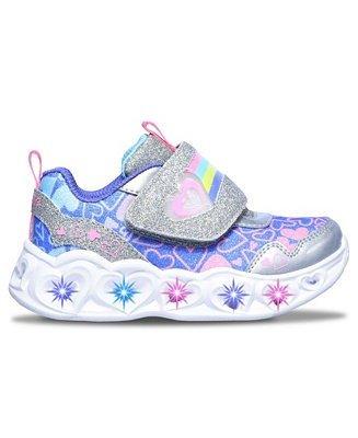 Rainbow Strap 幼童闪灯鞋