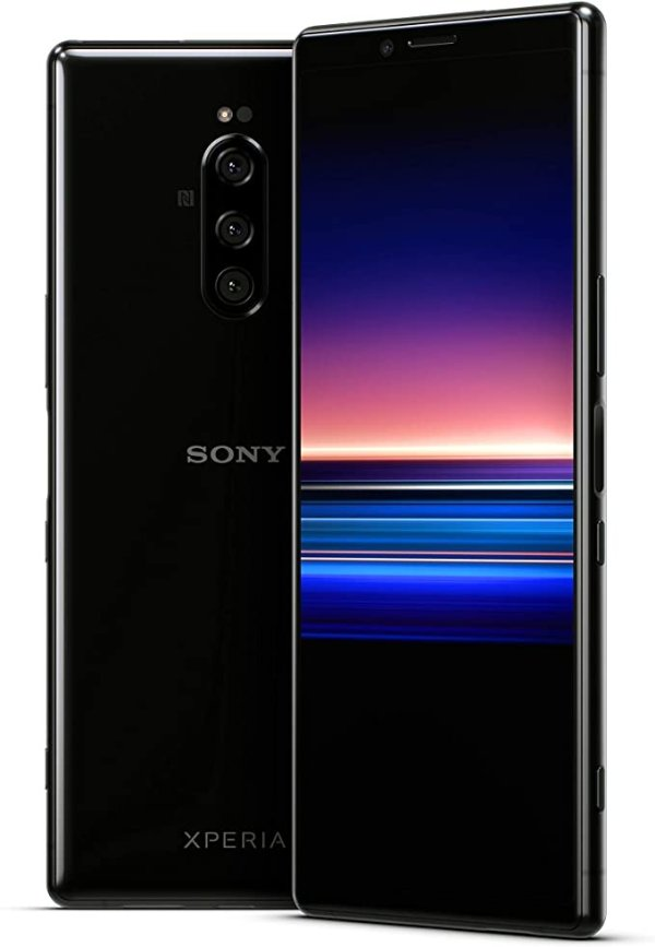 Xperia 1 128GB 解锁版