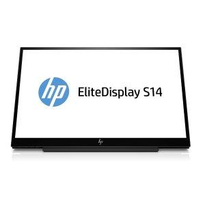 $257(原价$307)HP EliteDisplay S14 14