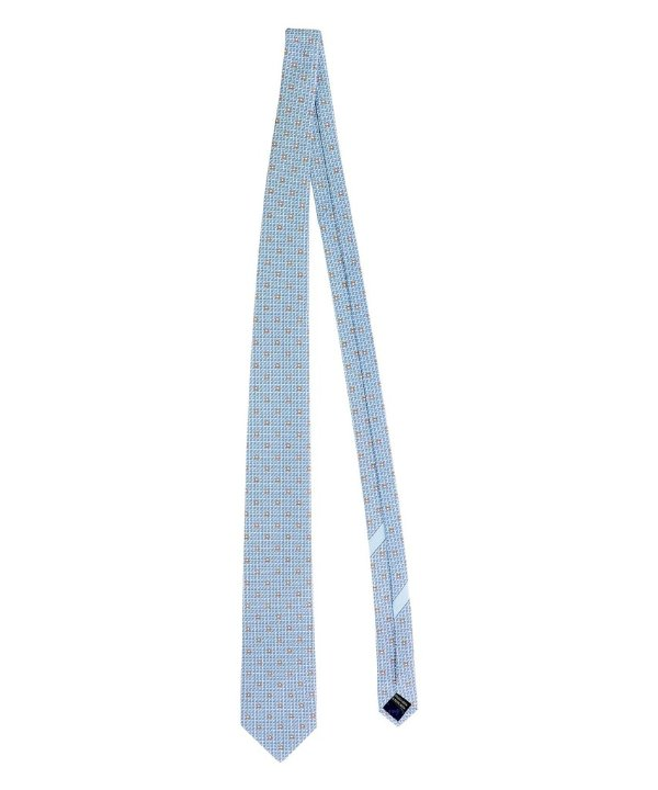 Maglia印花领带