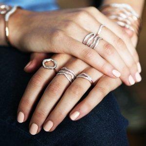 全场8折 手指上的小心机Monica Vinader 精选戒指热卖