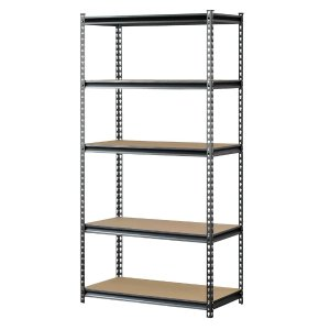$45.32Muscle Rack 5 Shelf Z-Beam Boltless Steel Shelving Unit