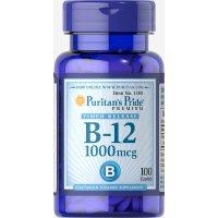 Puritan's Pride 维生素B12 100片