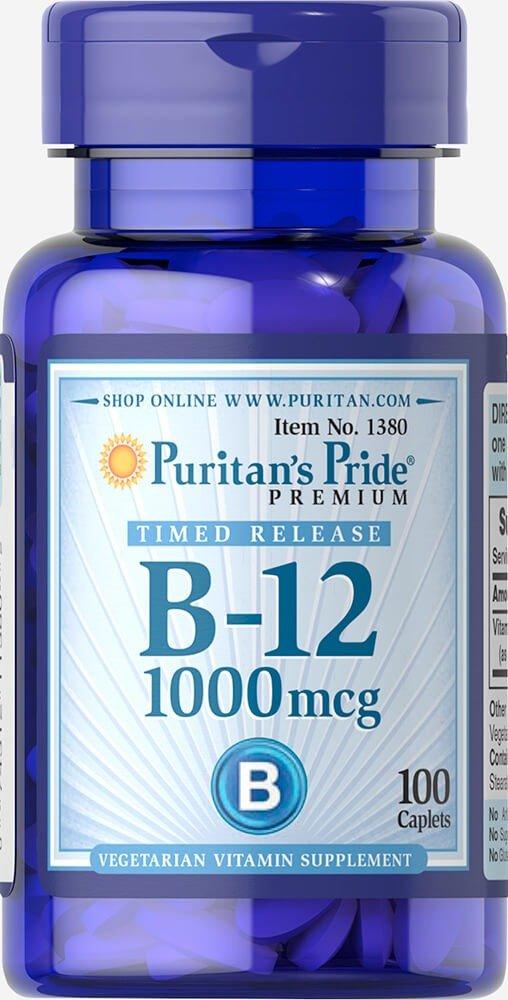 维生素B12 100片