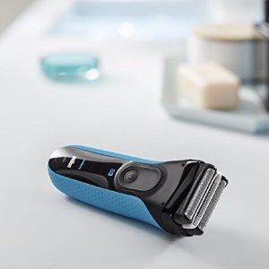 $33Braun Series 3 3010s Wet and Dry Shaver, Electric Men's Razor, Razors, Shavers