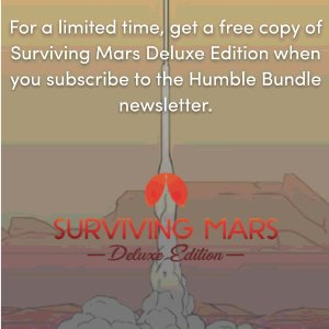 限时免费《火星求生 豪华版》PC 数字版 喜加一