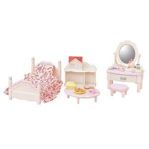 卧室和梳妆台