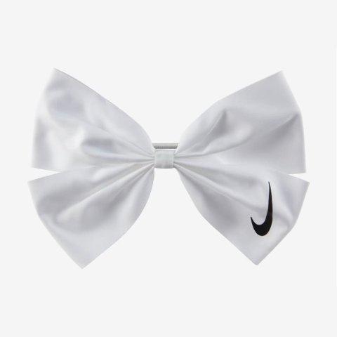 白蝴蝶结补货 $15起+包邮Nike官网 女款棒球帽、发绳、袜子等配饰促销