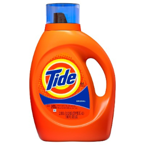 Tide 汰渍高效节能洗衣液超大瓶 100oz装 可洗64次