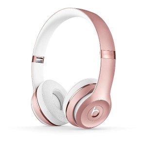 $179 包邮Beats Solo3 无线蓝牙耳机