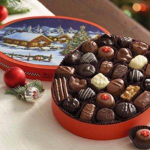 $2起See's Candy 节日巧克力糖果套装热卖