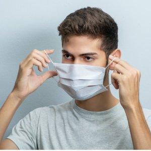 $18.99起 保护身边的你我他医用口罩合集 ASTM认证 有效过滤病毒 疫情期间请正确配带口罩