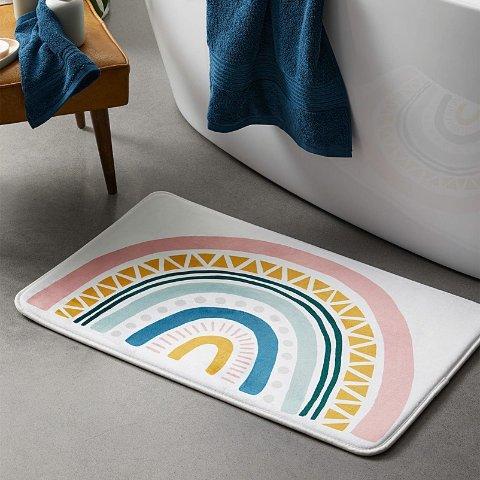 低至5折 $4.99收浴缸防滑垫上新:Simons 浴室地垫 浴缸防滑垫 打造清爽干净浴室