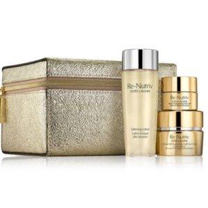 低至5.9折Estee Lauder精选彩妆护肤品热卖 收超值白金套装