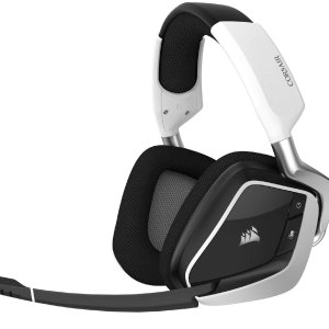 $119.99(原价$139.99)Corsair Void Elite RGB 无线游戏耳机