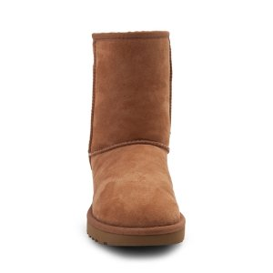 Womens UGG® Classic Short II Boot - brown - 581620