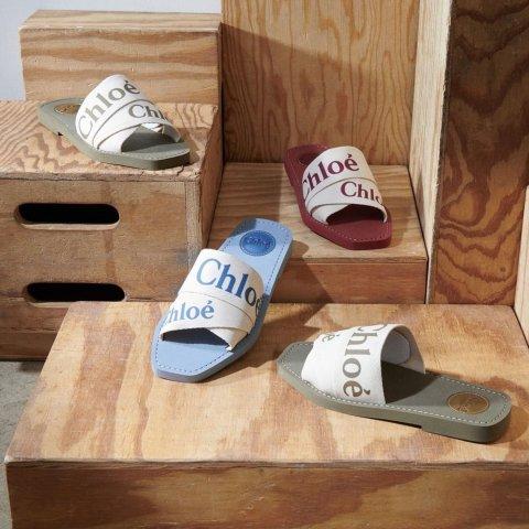 3折起 $300+收爆款花边鞋Chloe 鞋包、配饰专场 厚底毛边短靴、金扣链条包全都有