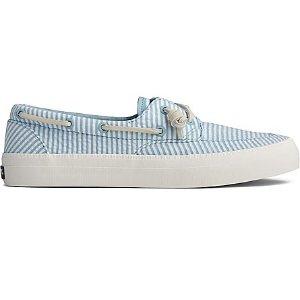 Crest Boat Seersucker Sneaker